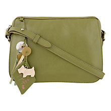 Buy Radley Maiden Leather Across Body Handbag Online at johnlewis.com