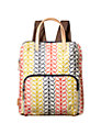 Orla Kiely Linear Stem Backpack