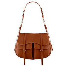Buy Radley Grosvenor Large Leather Shoulder Handbag Online at johnlewis.com