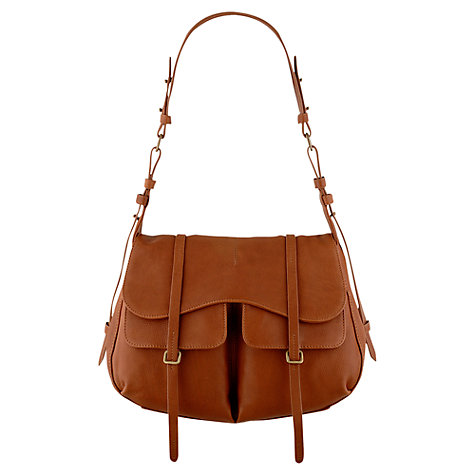 Buy Radley Grosvenor Large Leather Shoulder Bag Online at johnlewis.com