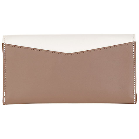 Buy Modalu Logo Large Flap Over Purse Online at johnlewis.com