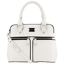 Buy Modalu Pippa Mini Leather Grab Handbag Online at johnlewis.com