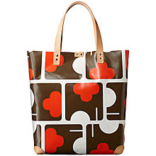 Buy Orla Kiely Elephant Maze Print Tote Handbag Online at johnlewis.com