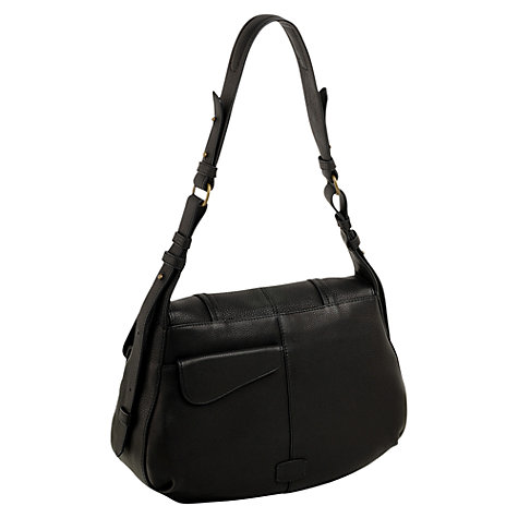 Buy Radley Grosvenor Large Leather Flap Shoulder Bag Online at johnlewis.com