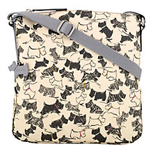 Buy Radley Doodle Dog Medium Across Body Bag, Ivory Online at johnlewis.com