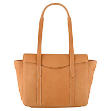 Buy Radley Hinton Large Leather Zip Shoulder Handbag Online at johnlewis.com