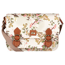 Buy Nica Play Beth Satchel Bag, Light Vintage Botanic Online at johnlewis.com