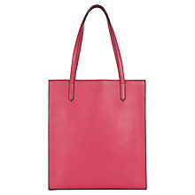 Buy Jaeger Jennifer Leather Shopper Bag Online at johnlewis.com