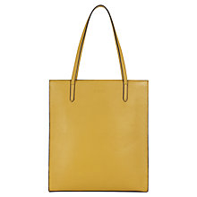 Buy Jaeger Jennifer Leather Handbag Online at johnlewis.com