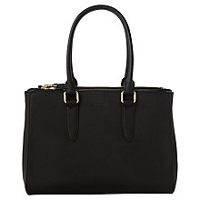 Buy Jaeger Marshall Leather Handbag Online at johnlewis.com
