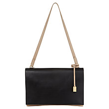 Buy Jaeger Parker Leather Shoulder Bag Online at johnlewis.com