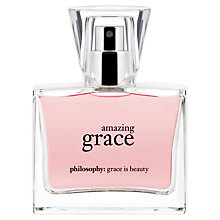 Buy Philosophy Amazing Grace Fragrance, 50ml Online at johnlewis.com