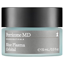 Buy Perricone MD Blue Plasma Orbital Eye Cream, 15ml Online at johnlewis.com