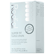 Buy Rodial Super Fit Turbo Shots, 15 x 5g Sachets Online at johnlewis.com
