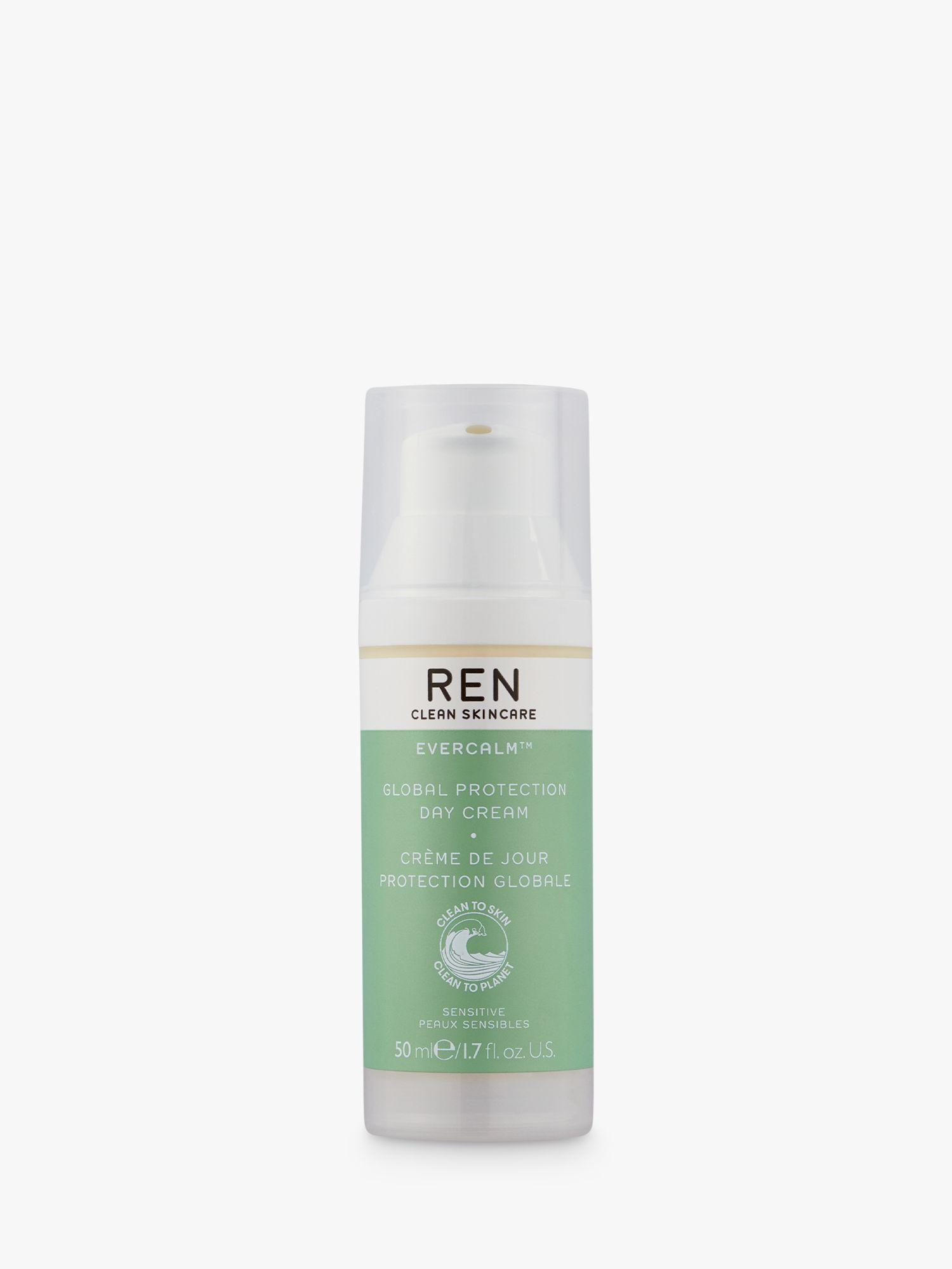 REN REN Evercalm Hydra-Calm Global Protection Day Cream, 50ml