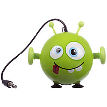 Buy KitSound Mini Buddy Alien Speaker Online at johnlewis.com