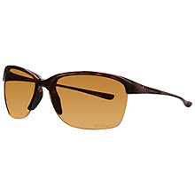Buy Oakley OO9191 Unstoppable Half Framed Polarised Sunglasses Online at johnlewis.com