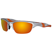 Buy Oakley OO9144 Half Jacket Wrap Frame Sunglasses Online at johnlewis.com