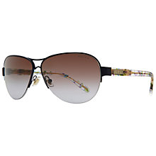 Buy Ralph Metal Frame Aviator Sunglasses Online at johnlewis.com