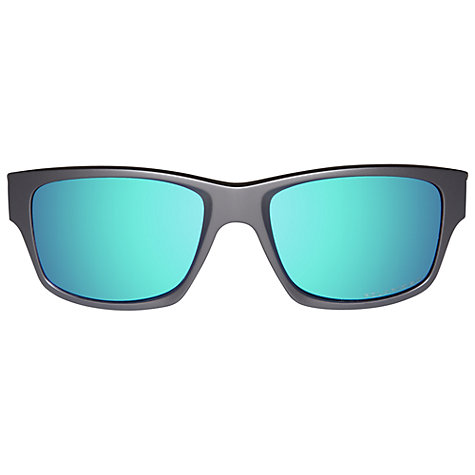 Buy Oakley 0oo9135 Acetate Frame Sunglasses, Matte Black Online at johnlewis.com