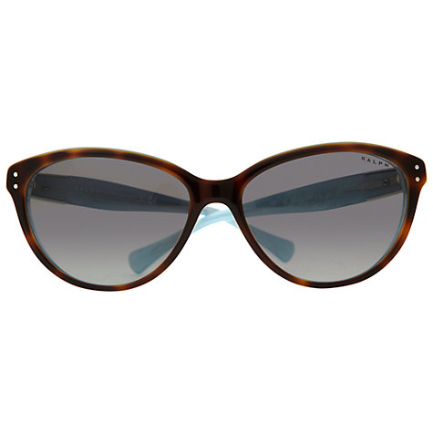 Buy Ralph RA5168 Cat's Eye Framed Sunglasses Online at johnlewis.com