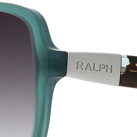 Buy Ralph RA5165 Square Sunglasses Online at johnlewis.com