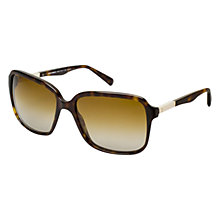 Buy Dolce & Gabbana DG4172 502/T5 Sunglasses, Havana Online at johnlewis.com