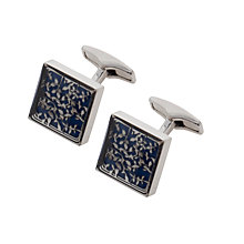 Buy BOSS Bartis Ditsy Floral Cufflinks Online at johnlewis.com