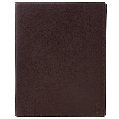 Polo Ralph Lauren Pebble Leather Tablet Case - WAS £110