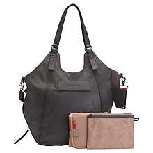Buy Storksak Ellena Changing Bag, Chocolate Online at johnlewis.com