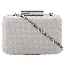Buy Dune Bridal Boven Satin Bag Online at johnlewis.com