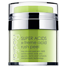Buy Rodial X-treme Acid Rush Peel, 50ml Online at johnlewis.com