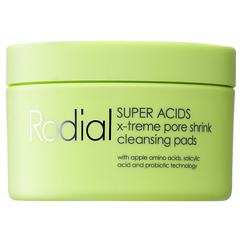 Buy Rodial X-treme Pore Shrink Cleansing Pads, 50ml Online at johnlewis.com