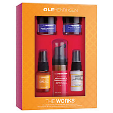 Buy OLEHENRIKSEN The Works Skincare Set Online at johnlewis.com