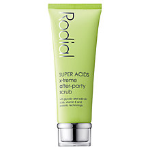 Buy Rodial Super Acids X-treme After Party Facial Scrub, 75ml Online at johnlewis.com