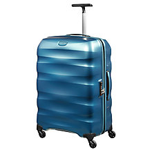 Buy Samsonite Engenero 4-Wheel 69cm Medium Suitcase Online at johnlewis.com