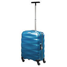 Buy Samsonite Engenro 4-Wheel 55cm Cabin Suitcase Online at johnlewis.com