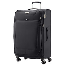 Buy Samsonite Spark 79cm 4-Wheel Expandable Large Suitcase Online at johnlewis.com