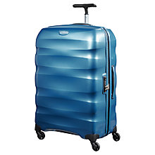 Buy Samsonite Engenro 4-Wheel 75cm Large Suitcase Online at johnlewis.com