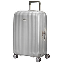 Buy Samsonite Litecube Spinner 4-Wheel 68cm Medium Suitcase Online at johnlewis.com