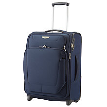 Buy Samsonite 2 Wheel Spark Expandable 55cm Suitcase Online at johnlewis.com