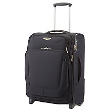 Buy Samsonite Spark 2-Wheel 55cm Expandable Cabin Suitcase Online at johnlewis.com