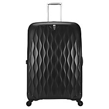 Buy Antler Liquis Embossed Spinner 4-Wheel Large Suitcase Online at johnlewis.com