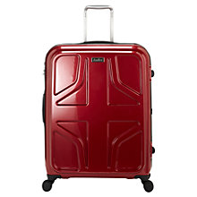 Buy Antler Sterling 4-Wheel Large Suitcase Online at johnlewis.com