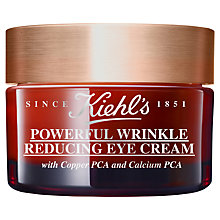 Buy Kiehl's Powerful Wrinkle Reducing Eye Cream, 14ml Online at johnlewis.com