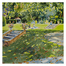 Buy Woodmansterne Park Scene Birthday Card Online at johnlewis.com