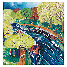 Buy Hotch Potch Bend in the River Greeting Card Online at johnlewis.com