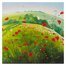 Buy Paperhouse Poppies Greeting Card Online at johnlewis.com