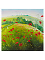 Paperhouse Poppies Greeting Card