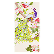 Buy Woodmansterne Peacock Greeting Card Online at johnlewis.com